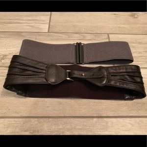 Two waist belts